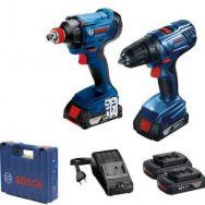 Bosch GDX180-LI+GSR 180-LI