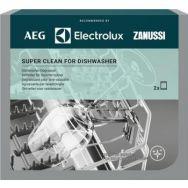 Electrolux Обезжириватель для посудомоечных машин, 2 саше x 100 гр