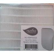 Nuvita HEPA фильтр NU-IBAP0002 к очистителю воздуха NV1850